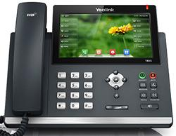 Yealink T48g - The Advance Touch Screen Phone