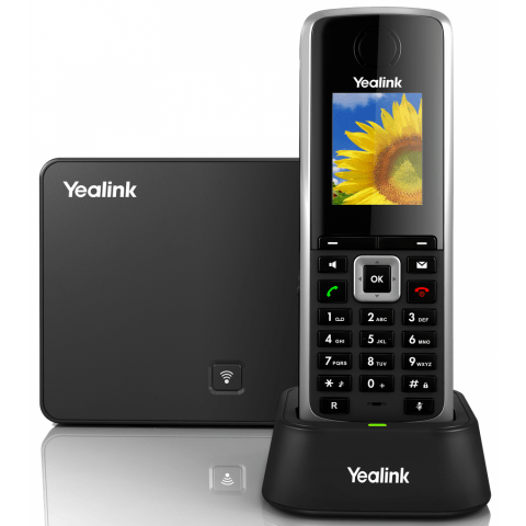 The Yealink W52p Commercial Cordless Phone